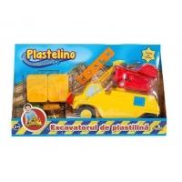 Excavatorul De Plastilina