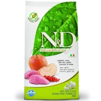 N&D Grain Free Adult, Mistret si Mar, 7 kg