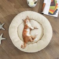 Feandrea Pat Caine / Pisica, Rotund, Maro, 55 cm