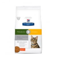 Hill's PD Feline Metabolic+Urinary, 4 kg