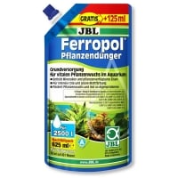 Fertilizator pentru plante JBL Ferropol Refill, 625 ml