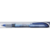 Liner cu cerneala, varf 0.6mm, PENAC Liqfiner Medium Point - albastru