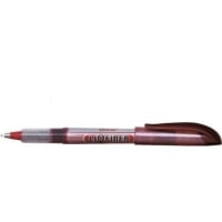 Liner cu cerneala, varf 0.6mm, PENAC Liqfiner Medium Point - rosu