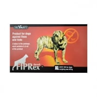 Fiprex Dog, 75 XL, 3 pipete
