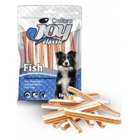 Calibra Joy Dog Snack Chicken and Fish Sandwich, 80 g