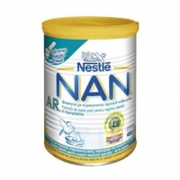 Formula Speciala de Lapte Nestle Nan Ar De la Nastere, 400 g