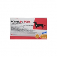 Fortekor Plus 1.25 / 2.5 mg, 30 tablete