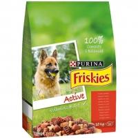 Friskies Active cu Vita si Cereale, 10 Kg