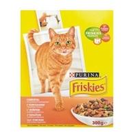 Friskies Cat Pui Si Legume, 300 G