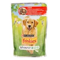 Friskies Dog Vita si Cartofi, 100 g