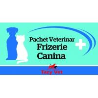 Voucher Pachet Frizerie Canina Tazy Vet
