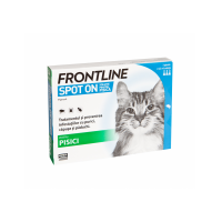 Frontline Spot-On Pisici, 3 pipete