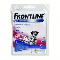 Frontline Spot-On Caini L, 20-40 kg, 1 pipeta