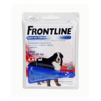 Frontline Spot-On Caini XL, 40-60 kg, 1 pipeta