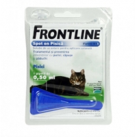 Frontline Spot-On Pisici, 1 pipeta