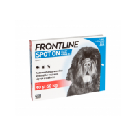 Frontline Spot-On Caini XL, 40-60 kg, 3 pipete