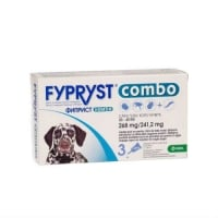 Fypryst Combo Dog L (20-40kg) x 3 pip