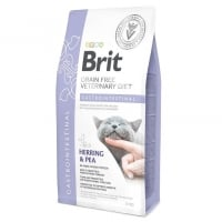 Brit Grain Free Veterinary Diets Cat Gastrointestinal 0.4 kg