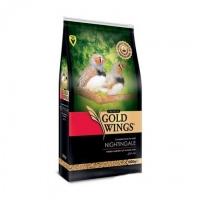 Hrana Pasari Exotice Gold Wings Premium, 1 kg