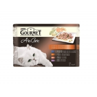 Gourmet A La Carte Multipack 4 x 85 g