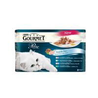 Gourmet Perle Duo Multipack Peste 4 x 85 g