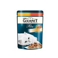 Gourmet Perle Duo Pui si Vita 85 g