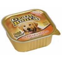Pate Gran Bonta Dog cu Pui 300 g