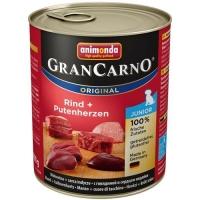 Grancarno Junior Vita si Inimi de Curcan 800 g