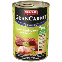 Pachet 4 Conserve Grancarno Adult Vita 400 g