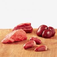 Pachet 4 buc Grancarno Adult Vita si Inimi de Rata 400 g