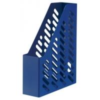 Suport vertical plastic pentru cataloage HAN - albastru