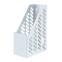 Suport vertical plastic pentru cataloage HAN XXL - alb
