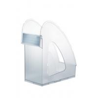 Suport vertical plastic pentru cataloage HAN Galaxy - transparent mat