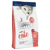 Happy Cat Sensitive Adult, cu Rata, 300 g