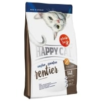 Happy Cat Sensitive Grain Free Adult, Caprioara, 4 kg