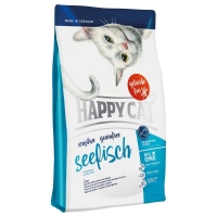 Happy Cat Sensitive Grain Free Adult, Peste si Pui, 1.4 kg