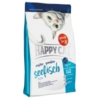 Happy Cat Sensitive Grain Free Adult, Peste si Pui, 300 g