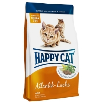 Happy Cat Supreme Adult, Somon de Atlantic, 4 kg
