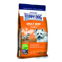 Happy Dog Fitt & Well Adult Mini  4 kg