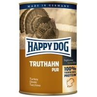Happy Dog Conserva cu Curcan, 800 g