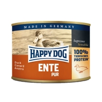 Happy Dog Conserva cu Rata, 200 g