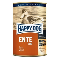 Happy Dog Conserva cu Rata, 400 g