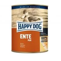 Happy Dog Conserva cu Rata, 800 g
