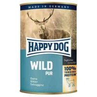 Happy Dog Conserva cu Vanat, 400 g