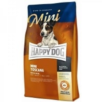 Happy Dog Supreme Mini Toscana, 4 kg