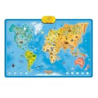 Harta Interactiva a Lumii Momki, cu Animale