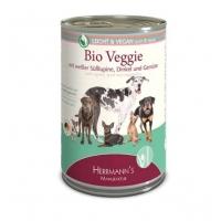 Herrmann's Vegan Organic Veggie Carrots, Green Bean and Parsley, 400g