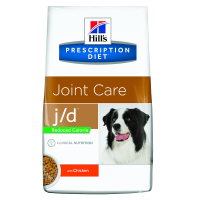 Hill's PD Canine j/d Reduced Calorie - Probleme Articulare, 4 kg