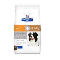 Hill's PD Canine k/d Afectiuni Renale + Mobility, 5 kg