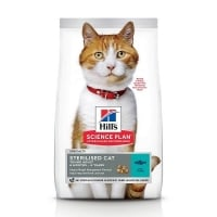Hill's SP Feline Young Adult Sterilised Ton, 300 g